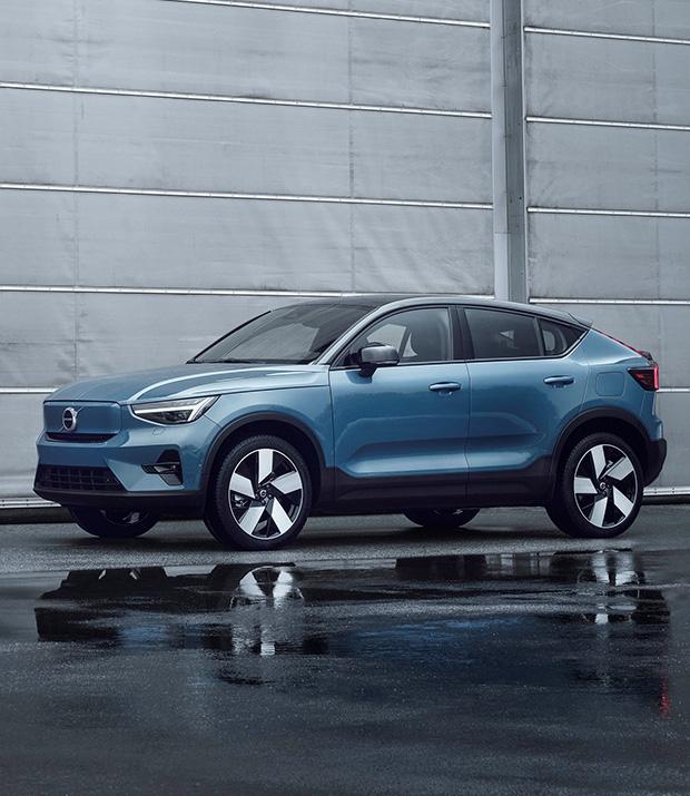A Volvo Cars bemutatja az új, tisztán elektromos Volvo C40 Recharge modellt
