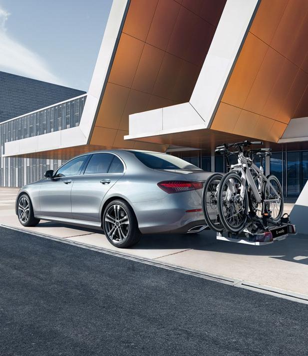 Egyedi igényekhez egyedi Mercedes-Benz tartozékok.