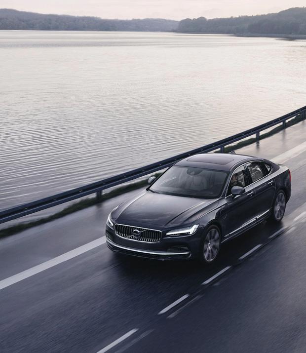 Mostantól minden új Volvo gépkocsi 180 km/órára korlátozott végsebességgel kerül forgalomba