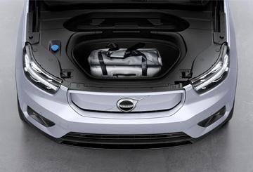 Már most komoly érdeklődés mutatkozik a tisztán elektromos Volvo XC40 Recharge P8 AWD iránt